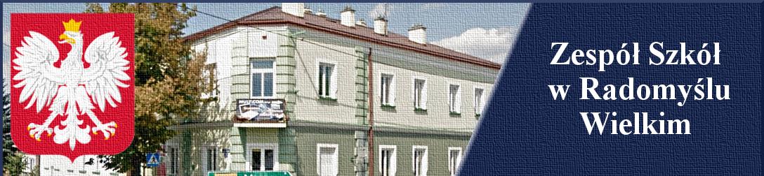 Zespół Szkół w Radomyślu Wielkim